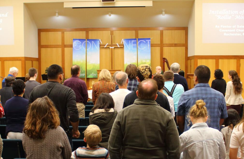SUNDAY WORSHIP @ Church